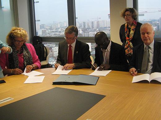 Accord mondial sur la santé